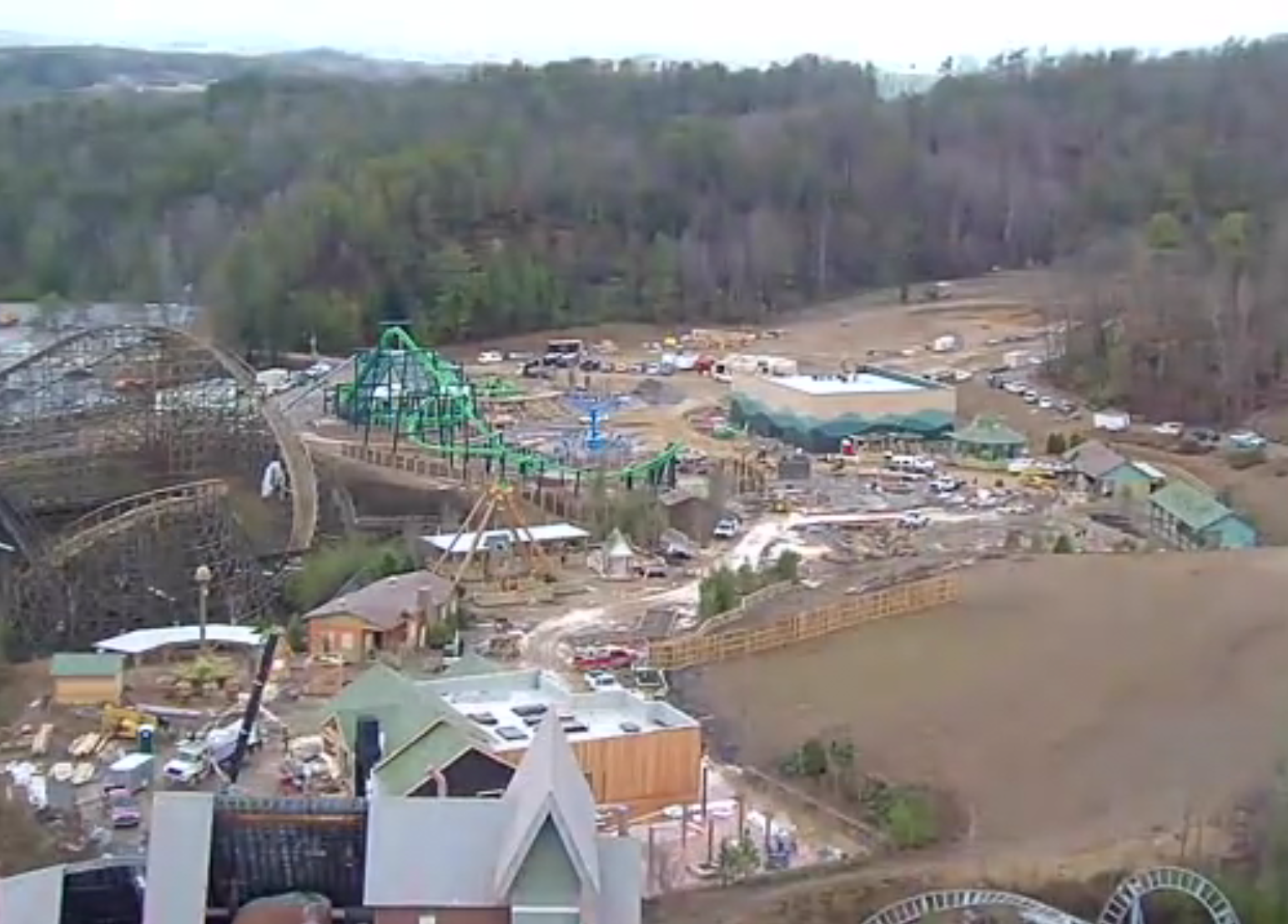 NewsPlusNotes: Dollywood Offers a Look Inside Park's All-New