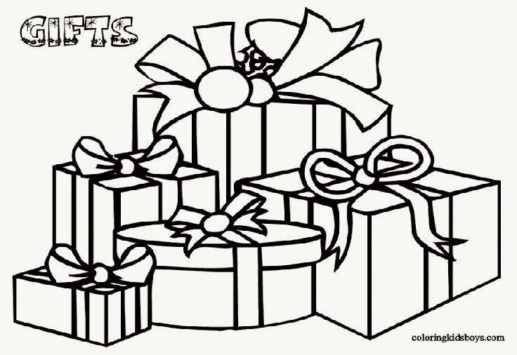 - Free Coloring Pictures: Xmas Coloring Pictures