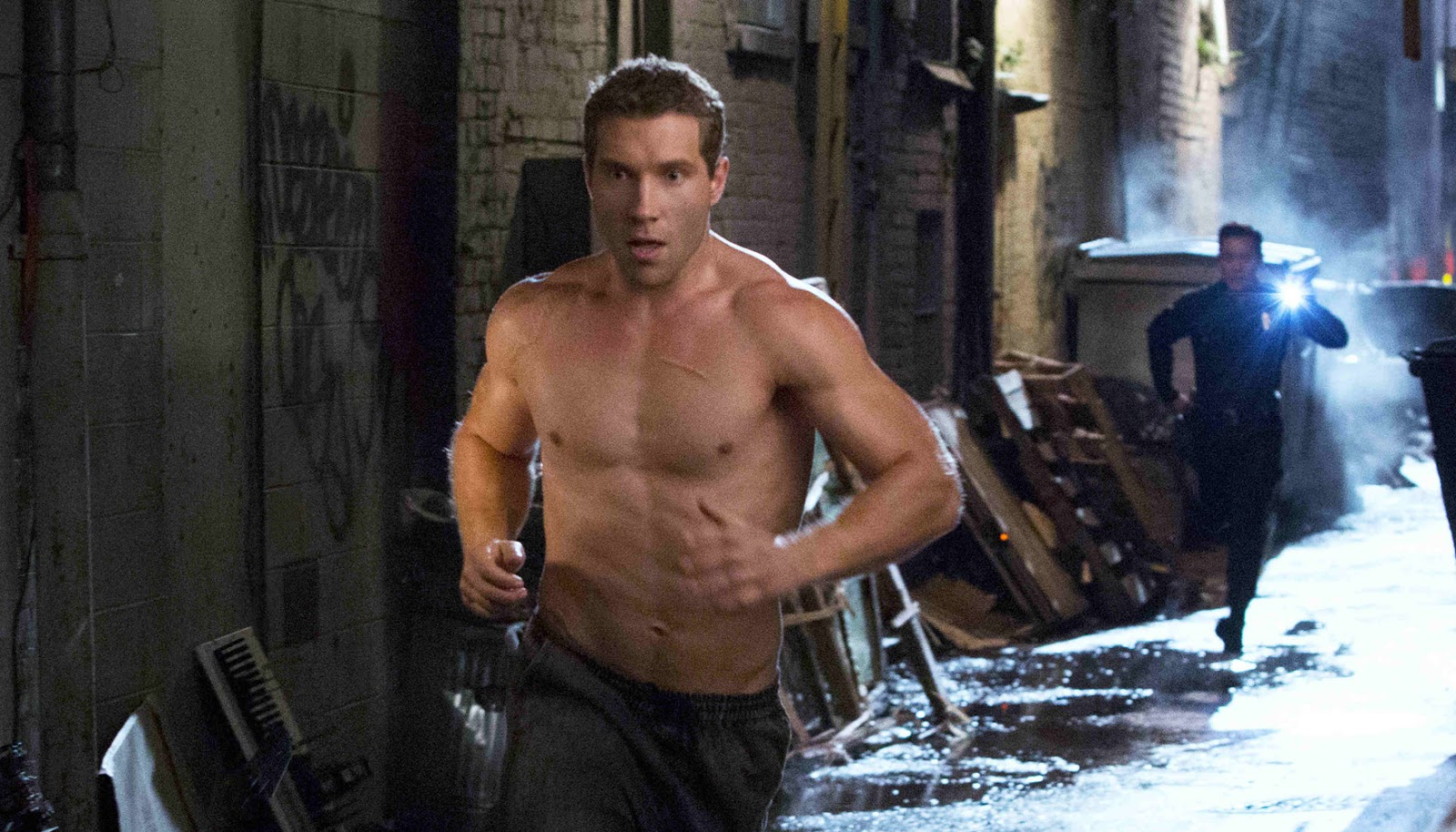 """Jai Courtney, the New Kyle Reese in """"Terminator Genisys ..."""