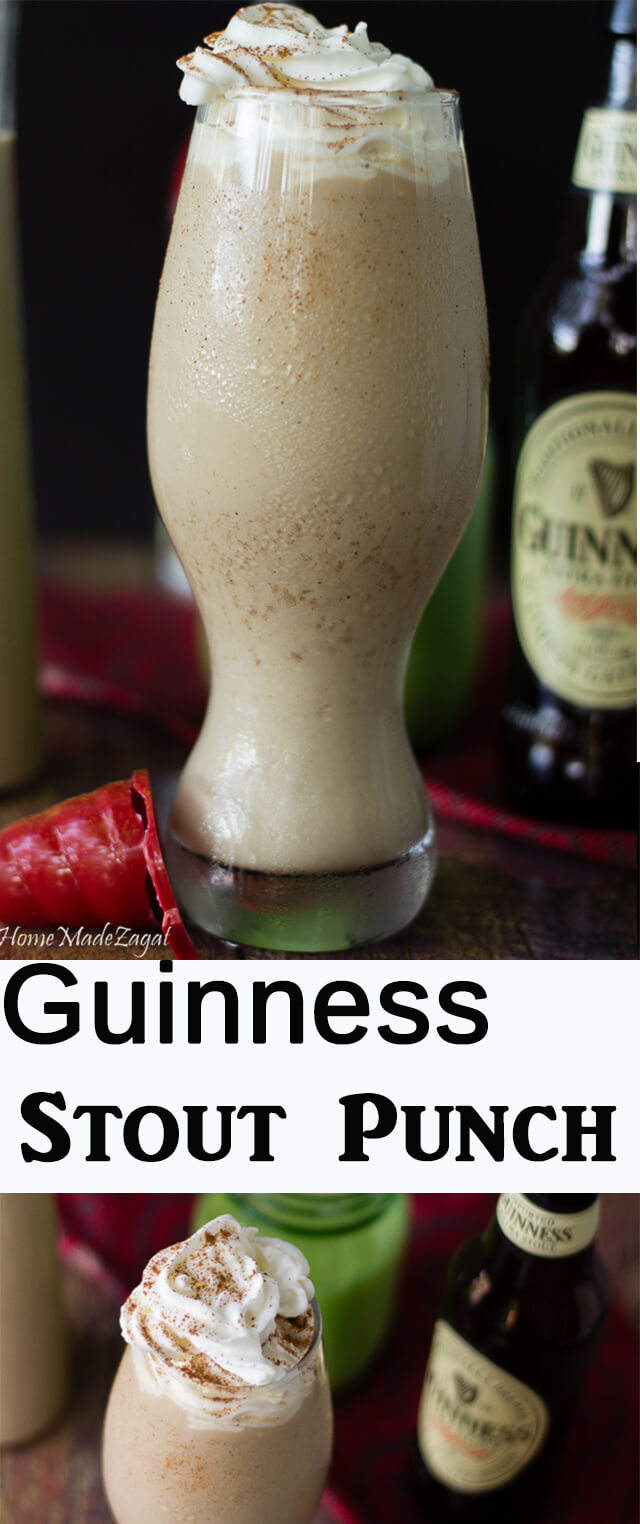 Guinness Stout Punch Recipe