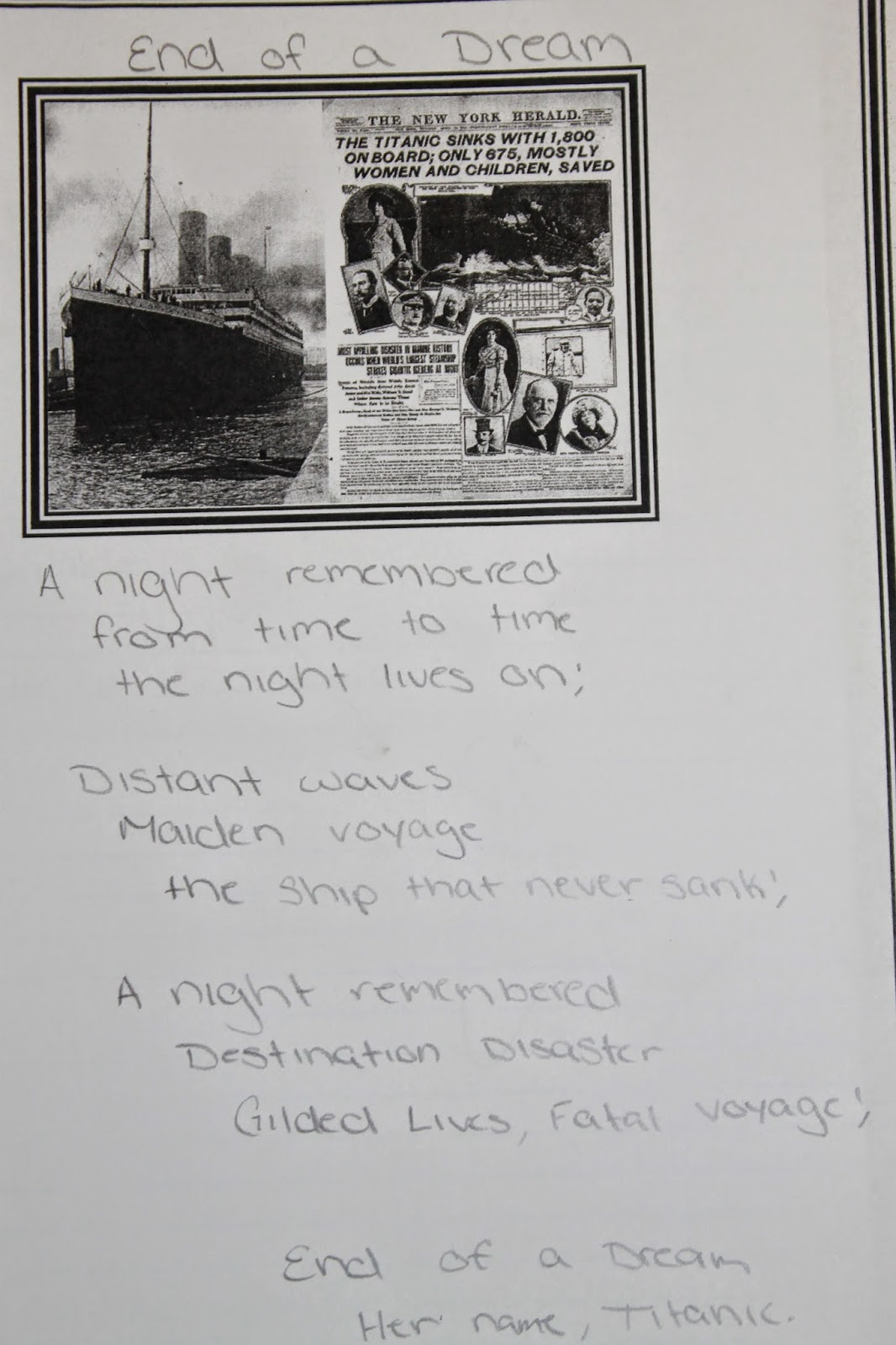 Titanic Series By Gordon Korman