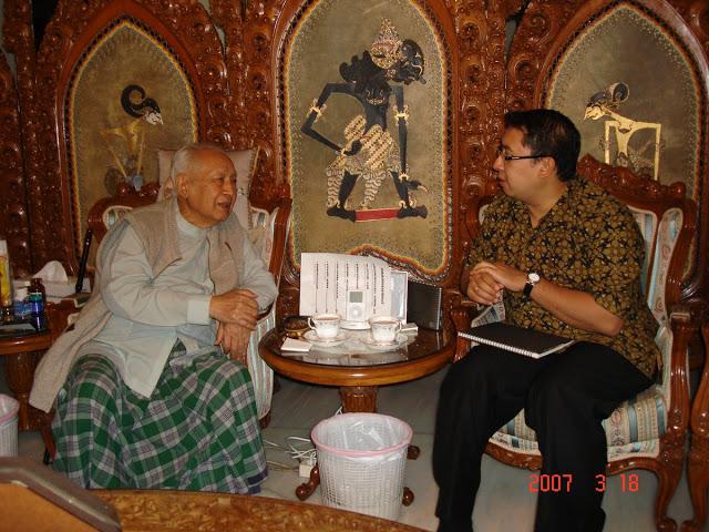 2 Jam Fadli Zon dan Soeharto di 2007, Ini Isi Obrolan Mereka