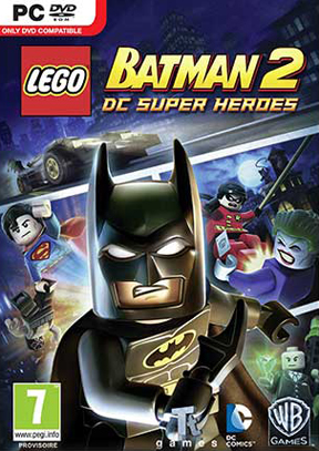 1261 LEGO Batman 2 DC Super Heroes PC Game