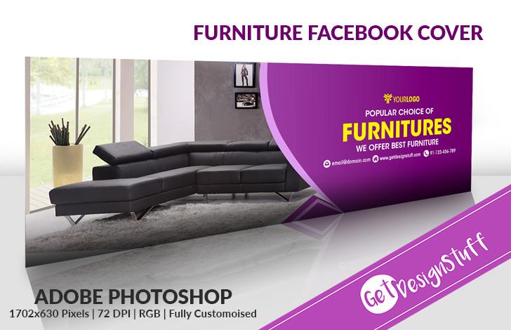 Multipurpose Furniture Facebook Cover