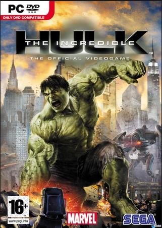 El Increíble Hulk Juego PC Full Español ISO