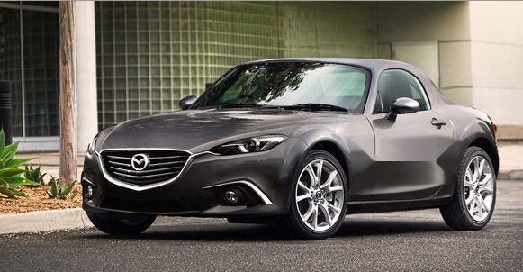 2017 Mazda MX-5 Coupe Price Review Release Date
