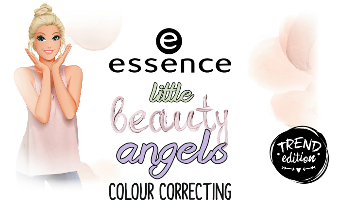 essence little beauty angels colour correcting TE