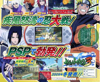 Download Naruto Ultimate Ninja Accel 3 High Compress