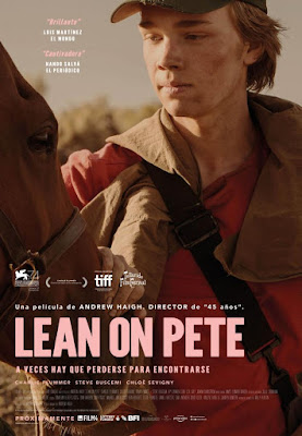 Lean On Pete 2017 DVD R1 NTSC Sub *EXCLUSIVO*