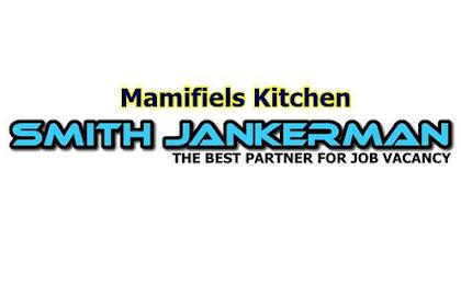 Lowongan Mamifels Kitchen Pekanbaru Juli 2018