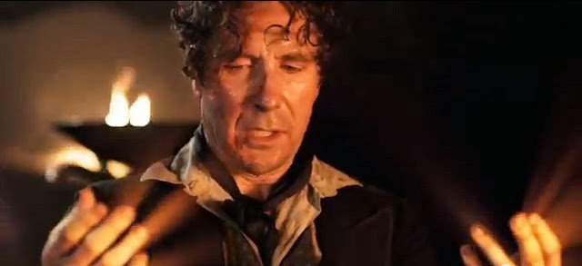 Secret Oranges: The Night Of The Doctor