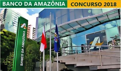 Concurso Banco da Amazônia BASA 2018 - Técnico Bancário