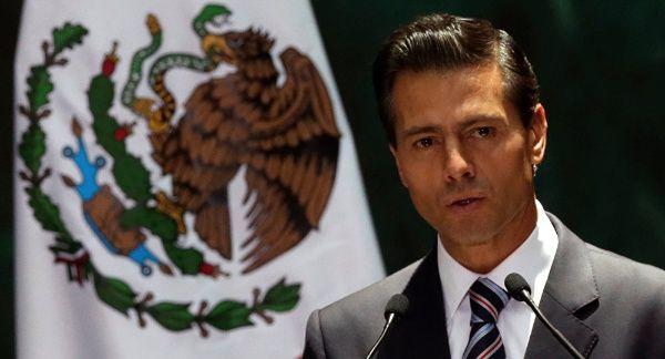 Peña Nieto anuncia refuerzo de medidas de seguridad en escuelas