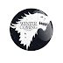 Winter Is Coming (Game Of Thrones) - Botton #GOT001  - 4,5 cm