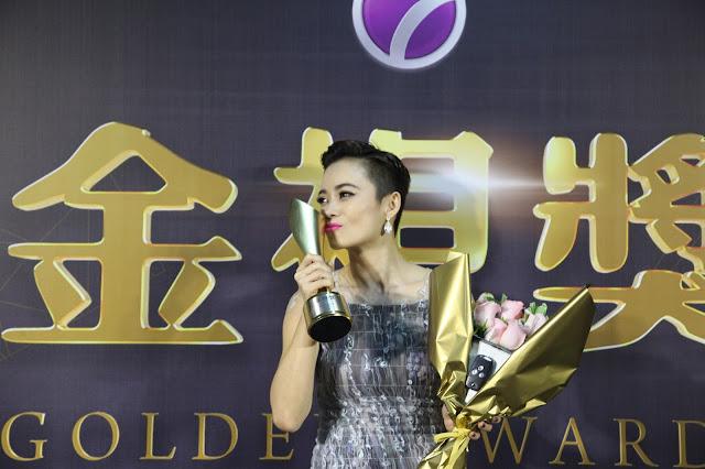 传媒推荐大奖杰出艺人:杨雁雁