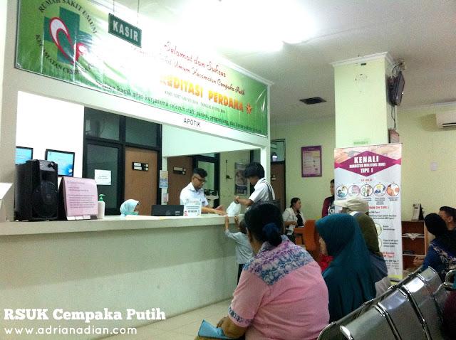 Flu Singapur Anak - Rumah Sakit Umum Kecamatan Cempaka Putih