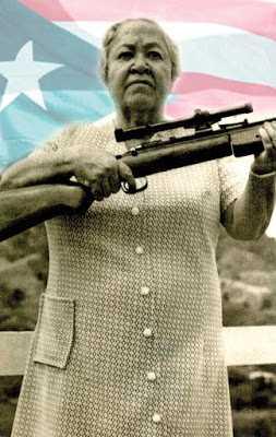 Puerto Rico: Blanca Canales