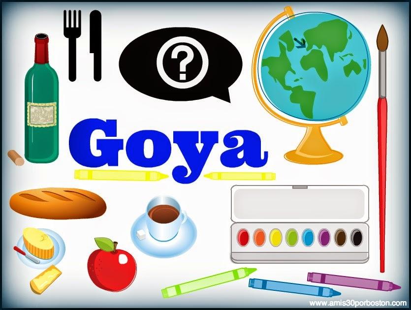 Goya: Alimentos