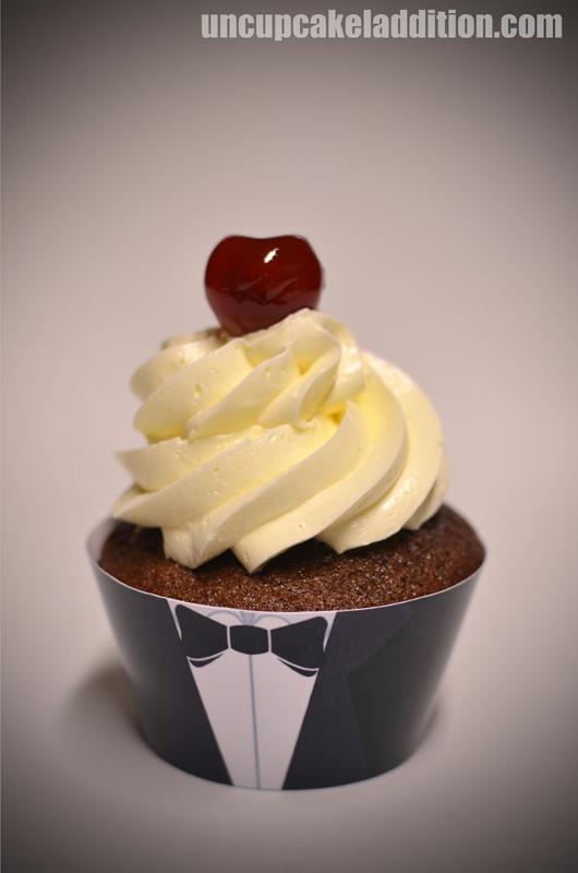 Cupcakes de Saint Martial : Le Général