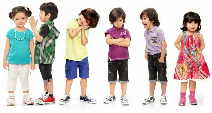 Kids clothes online shopping india