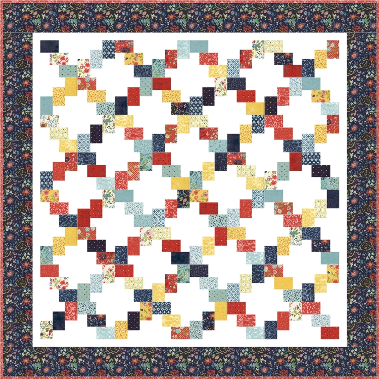 Primrose Cottage Quilt Patterns
