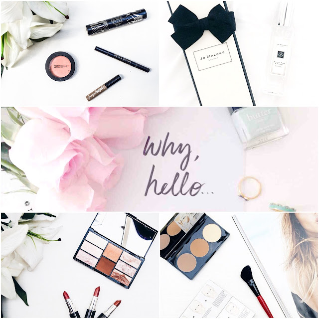 uk beauty blog annabelflorence instagram pictures
