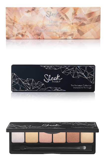 a photo of Sleek Makeup Highlighting Collection Rockstars collection