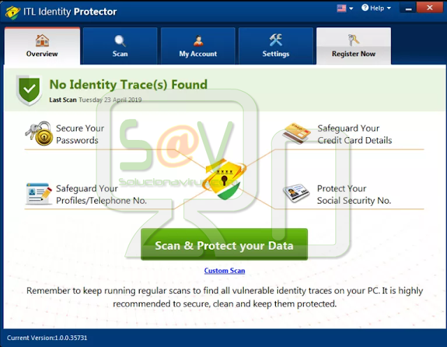 ITL Identity Protector (Falso optmizizador)
