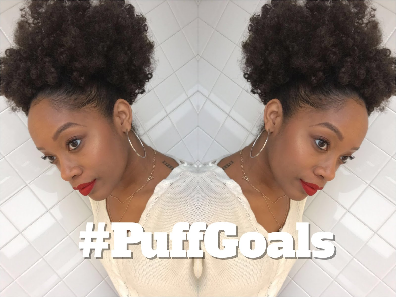 Protective Styles The Perfect Puff She S Wright
