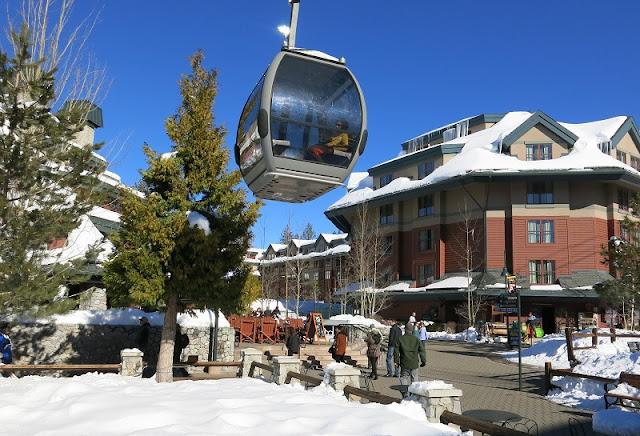 Teleférico em South Lake Tahoe