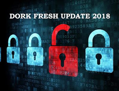 Dork Fresh Update 2018