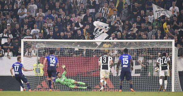 La Lazio espugna lo Stadium: 1-2 alla Juventus con due gol di Immobile in rimonta