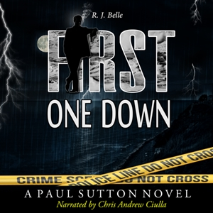 Featured Indie Audio Book: First One Down (R.J. Belle)