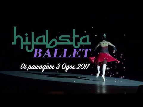 Hijabista Ballet Filem Melayu