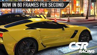 CSR Racing Apk v4.0.0 Mod (Unlimited Gold/Silver) Terbaru