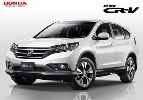 Harga Mobil Honda CR-V Terbaru