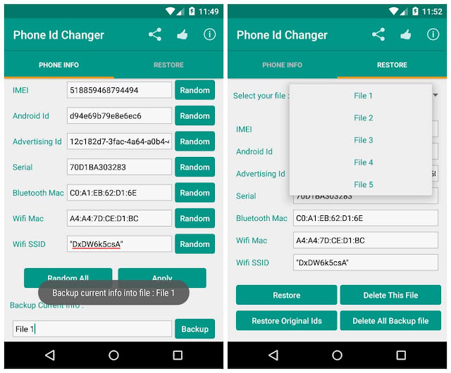 Device ID Changer Pro APK Free Download