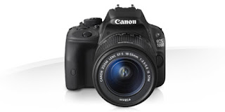 Camera Canon EOS 100D Firmware Download