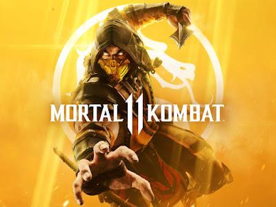 Cover Mortal Kombat 11 - MK11