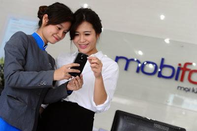 Tặng điện thoại cho doanh nghiệp hòa mạng Mobifone trả sau