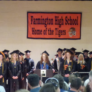 Farmington High School Graduates 86