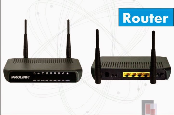 Router network device