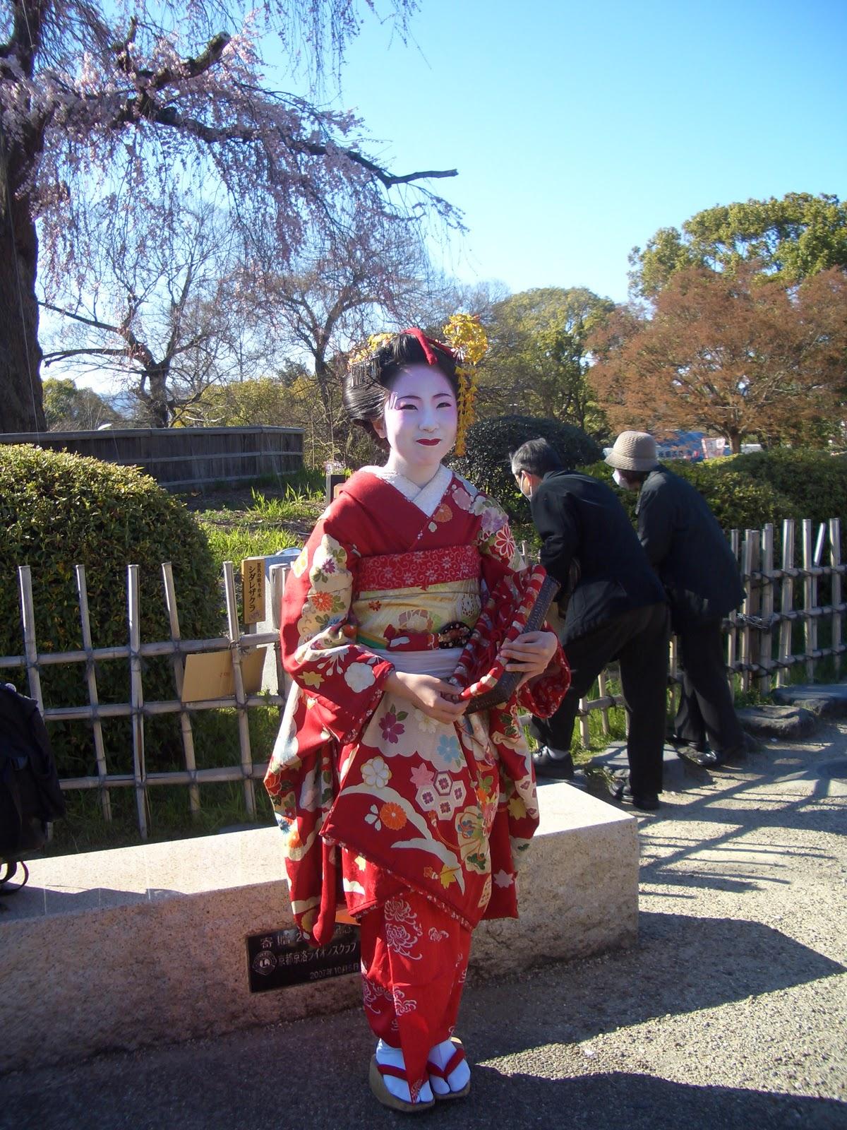 Japanese Life And Culture Kunoichi Japan Maiko