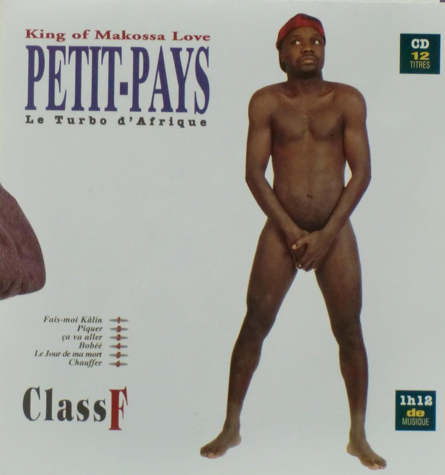 Cameroon Nude Women