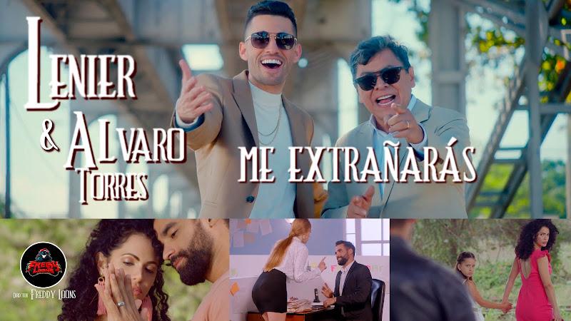 Lenier & Alvaro Torres - ¨Me Extrañarás¨ - Videoclip - Dirección: Freddy Loons. Portal del Vídeo Clip Cubano