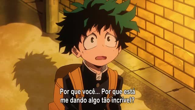 Boku No Hero Academia – Episódio 03