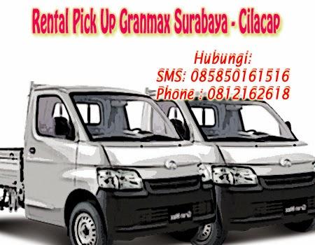 Rental Pick Up Granmax Surabaya-Cilacap