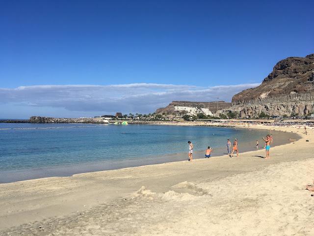 Gran Canaria – nejkrásnější pláž na ostrově v Puerto Rico
