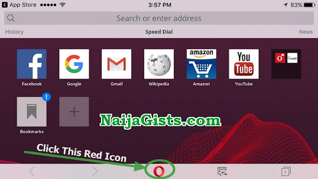 fix for opera mini browser problem