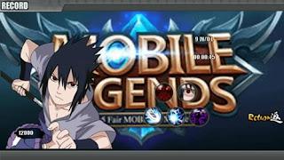 Naruto Senki Mod MLBB Menu by Andri Apk
